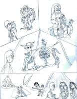 9CC pg 63 The Party by JgalDragonborn