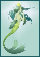 Mermaid by yellowbell