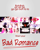 bad romance by Glee-in-highres