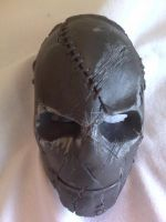 Army of Two Scarface mask by dragostat2