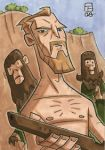 Planet of the Apes by OtisFrampton