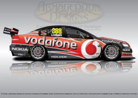 Vodafone's Dark Charger by ArmageddonDesigns