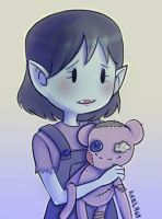 Wittle Marceline by AXEL464