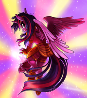 MLP - Princess Twilight Sparkle by nyausi