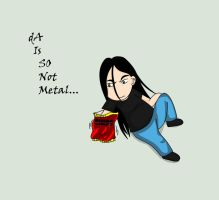 .:So Not Metal:. by Goosie-Boosie