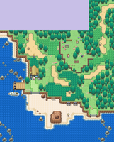 Hoenn Remake: Route 104 (Southern Part) by Yuysusl