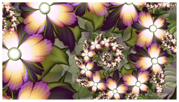 Flower Paradise by roup14