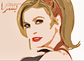 Yousra Vector ART by AsiiMDesGraphiC