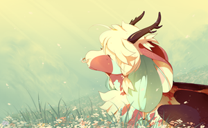 Whimsical (+process video) by catwitches