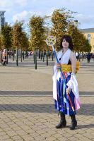Yuna - October Expo 2011 by Youjeen