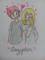 Hey Amy is this funny? | Amyplier by Puppyrelp