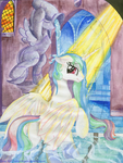 Royal Bathing Chambers by TwilightFlopple