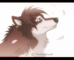 This is me by TheMysticWolf