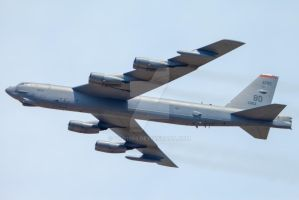 B-52 Stratofortress by OSO1983