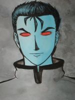 Thrawn in Ink by Chimaera-Stormhawk