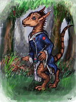 Pepsi Kobold by Swampqueen