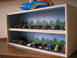 Dinky Racing Cars 2 by gibsart
