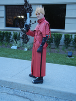 Anime North 2012 - Trigun Cosplay by jmcclare