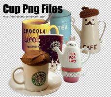 Cup Png Files by Twi-Setlla