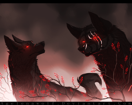 .: BLOODFLOWERS :. by Agelenawolf