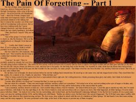 Two: The Pain Of Forgetting -- One by jonas66
