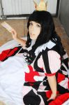 Tomoyo Daijouji - Queen of Hearts by Gaaaooo