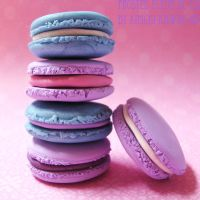 Macarons - First Run by FrostedFleurdeLis