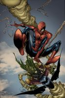 Spidey WizardCover spidey by Javilaparra