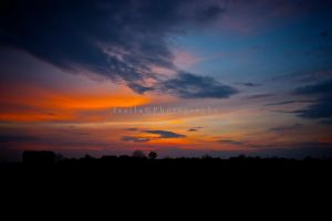 End of day by IsailaPhotography