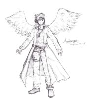 Archangel_awesome demon hand by FFSquall