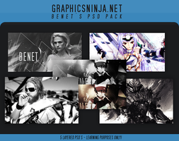 Signature PSD Pack 2 by BenetGN