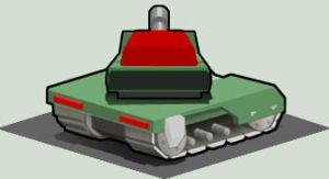 Animated Tank by shiroboi