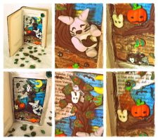 Happy Totoween Details by Plushbox