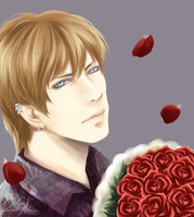 GACKT~Rose by MeinFJ666