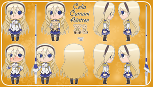 Celia Cumani Aintree Nendoroid for icefrosty by Ragadabah
