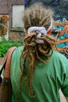 me, my dreads and i by SourDuck
