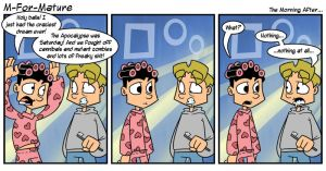 The Morning After... by MFM-comics