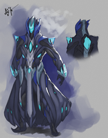 Variant Warframe Frost V2 by AMO17