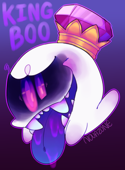 THE KING HIMSELF || Fanart by SpinachCan