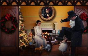 A Victorian Christmas by AnakMoon