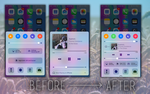 iOS 10 New Control Center REDESIGN (1 screen) by ChildrenAreWatching