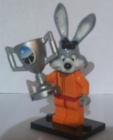 Lego Racer Rabbit 2 by TheEvstar