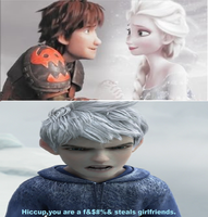 Jack frost Angry. by brandonale