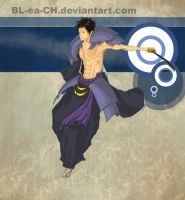 Yamamoto Takeshi by BL-ea-CH