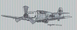 Bf-109 by NDTwoFives