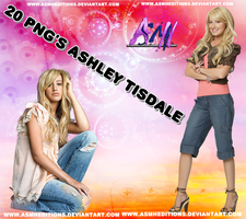 Ashley Tisdale png Pack by ASMH