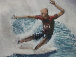 Surfer exam piece by peter2005