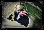 GOSICK - The Golden Fairy O1 by NeeYumi