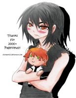 Thanks for pageviews 2 by shortpencil