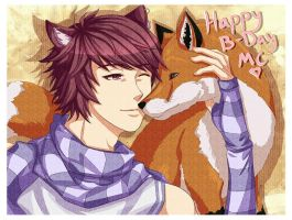 HBD: Chessie-cat by Kouri-n